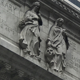 New York Public Library, Judith